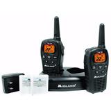 Midland Lxt500vp3 Pack Radios 2 Vías Kit De Recarga 38 Km