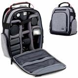 Mochila Backpack Para Tu Cámara Profesional Sony Canon Nikon
