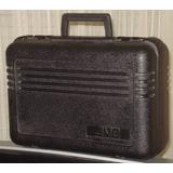 Bolso Rigido Jvc Cb - V35u - Perfecto Estado Como Nuevo