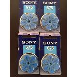 Pilas Sony Para Aparoto De Audición