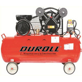 Compresor Aire 3hp X 150l Trifasico Duroll - Abrafer