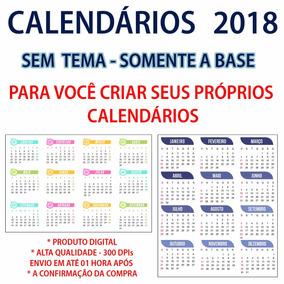 Calendario 2018 De Futebol - Programas e Software no Mercado Livre ... 3bc299e6875b7