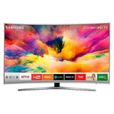 Smart Tv Curvo Led 55 Samsung Mu6500 Curvo