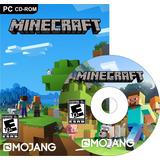Promoção! Jogo Game Minecraft Para Pc Original - Cd-rom