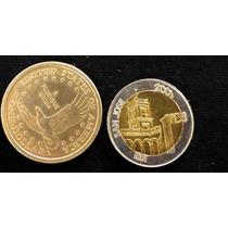 Golden Dollar Coin. Sacagawea . Usa. 1 Dolar. Año 2.000.