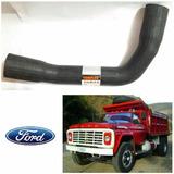 Manguera Radiador Inferior Ford 600 750 V8 370 80-86 #tx0872