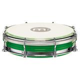 Meinl Tambor Pandero 6 Para Samba Verde Modelo Tbr06abs