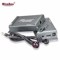 Transmissor A/v Vídeo Ir Wifi Fullhd 1080p 5.8ghz Hdmi 150m