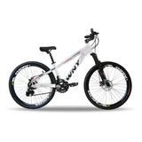 Bicicleta Aro 26 Wny Ultra Freio A Disco 21 Marchas Mod Gios