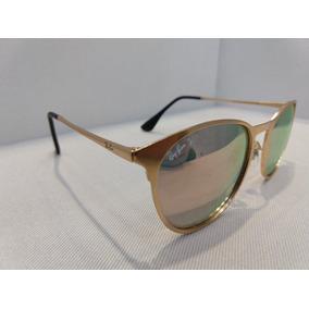 f53995985f787 Ray Ban Rosa Semi Espelhado De Sol - Óculos De Sol no Mercado Livre ...