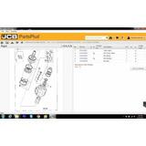 Jcb Service Parts Pro+ 2.0 2017 Licencia Activa