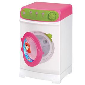 Máquina De Lavar Roupa Super Elétrica Infantil Magic Toys