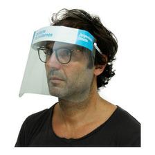 Mascara Facial Protectora Reutilizable Barrera Sanitaria