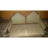 Antiguo Sillon Vintage 2 Cuerpos