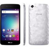 Telefono Celular Smartphone Blu Diamond M Android Plata
