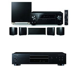 Reproductor De Pkg Y Cd De 5.1 Canales Home Cinema Pionee...
