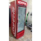Geladeira Expositora Adesivo Coca -cola Reformada
