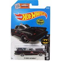 Hot Wheels Batmóvel Seriado De Tv 1966