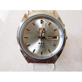Reloj Orient Automatico Hombre 21 Joyas Fem0401qc9 |watchito
