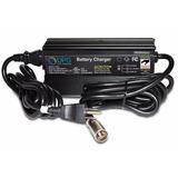 Cargador De Batería 24v 5amp Universal Power Group Negro