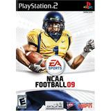 Ncaa Football 09 - Playstation 2