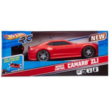 Hot Wheels Rc Surtido Autos Deportivos Camaro Zl Rojo