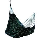 Rede De Descanso Camping Camuflada