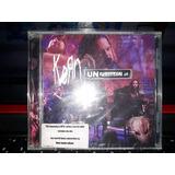 Cd Korn Unplugged Mtv