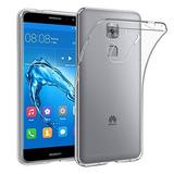Estuche Case Gel Huawei Nova Plus Protector Transparente