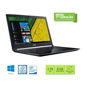 Notebook Acer I5 8gb 1tb Win10 Gforce E Teclado Numérico