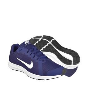 Tenis Casuales Para Dama Nike 922853400 Navy White
