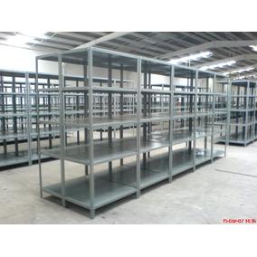 Anaquel Rack Estanteria Almacen Metalico Pintura 30