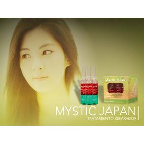 Ampolla Mystic Japan Reparadora 10 Unid.