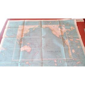 Mapa Antigo Da Nathional Geografic 1936 - Frete Grátis