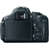 Canon Eos Rebel T3i 18 Mp Cmos De La Cámara Réflex Digital Y