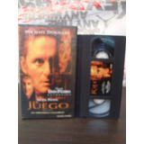 Brandy Don Pedro Patrocina Vhs El Juego The Game * Changoosx