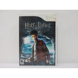 Harry Potter And The Half-blood Prince. - Wii ¡usado!