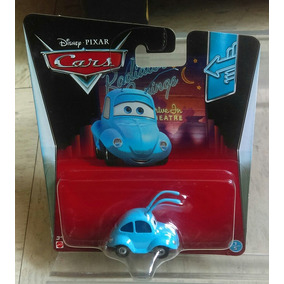 Disney The Cars Mattel Flik Hormiga Vw Vochito Envío Gratis