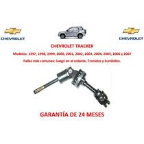 Nudo Direccion Hidraulica Cremallera Chevrolet Tracker 2001