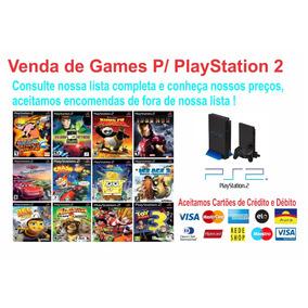 1 Patch De Jogos Ps2 A Sua Escolha Playstation 2