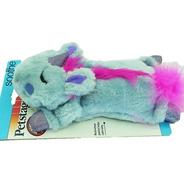 Brinquedo Almofada Quente No Micro Gatos Unicornio Petstage