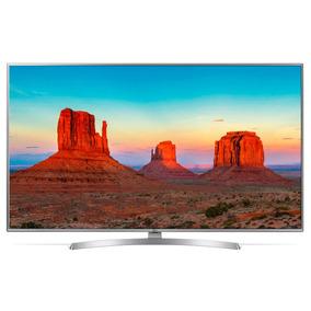 Smart Tv Led Uhd 4k 55 Lg Uk6540 Com Painel Ips, Ia E Hdr