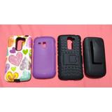 Case Carcasa Lg G3 Modelo Armor, Samsung Mini, Samsung S3
