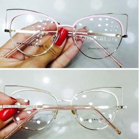 Oculos De Grau Rose Marc Jacobs - Óculos no Mercado Livre Brasil fc8c734f84