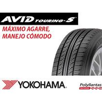 Llanta 205/65r15 Yokohama Avid Touring S318, Nuevas