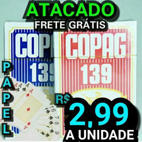 Atacado 50 Baralhos Copag 139 Revenda+lucro Pro Seu Comércio