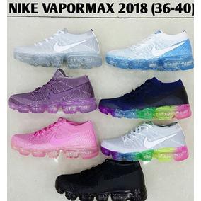 Zapatos Deportivos Nike Vapormax De Dama