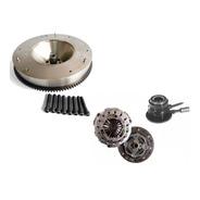 Volante Motor Rígido Com Kit Embreagem S10 Blazer 2.8 00/11