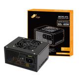 Fsp 400w Mini Itx Solución / Sfx 12v / Micro Atx Aod= Plus