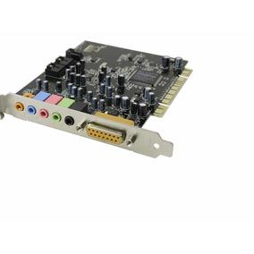 Placa De Sonido Sound Blaster Live 51 Digital Sb0220 Usada